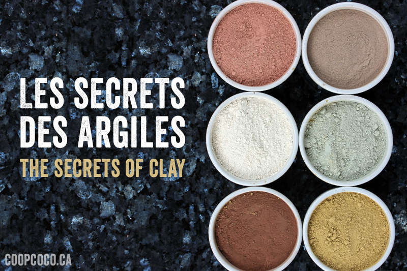 Les secrets des argiles / The secrets of clay
