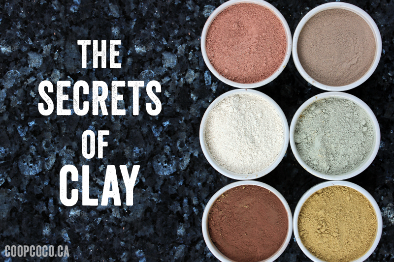 The secrets of clay