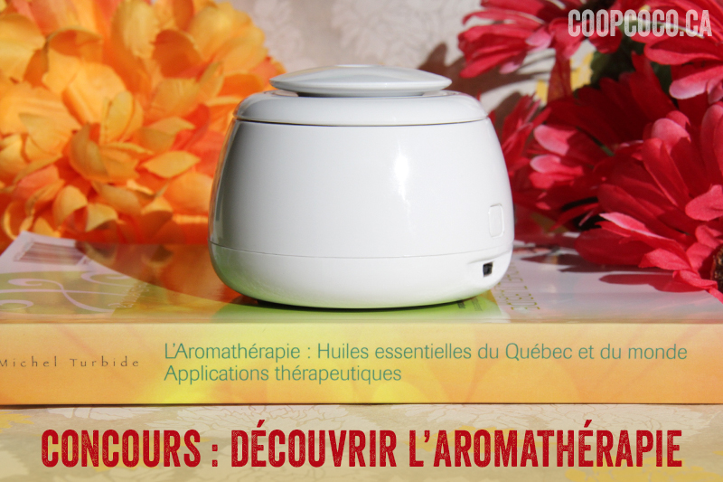 Concours Découvrir l'aromathérapie