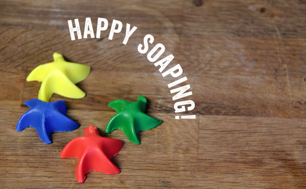 happy-soaping