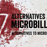 7 alternatives aux microbilles