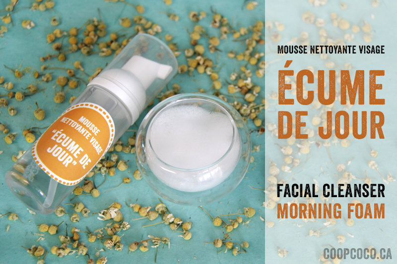 Ecume de jour - Morning foam