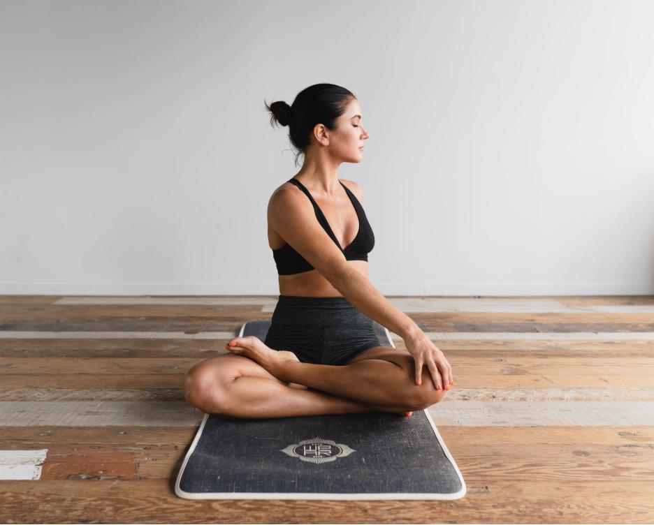 Kit yoga maison