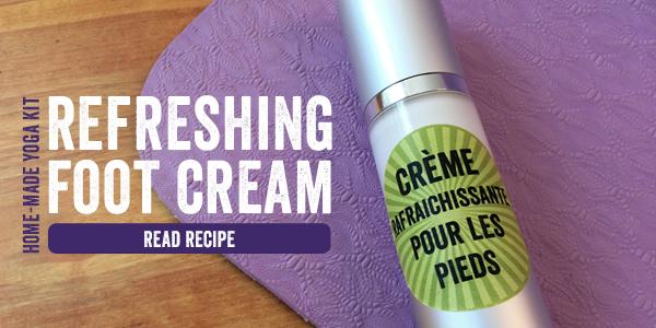 Refreshing cream