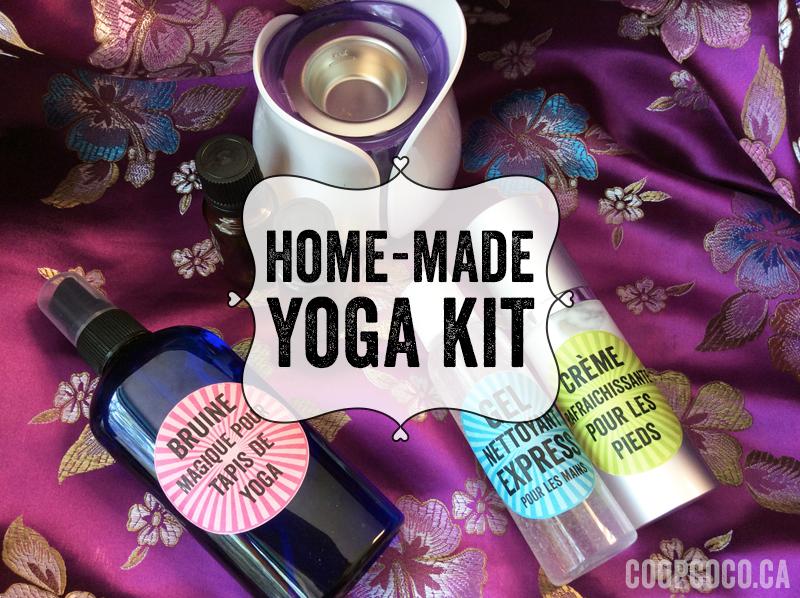 Yoga kit