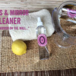 """""""Mirror, mirror on the wall…"""" glass and mirror cleaner"""