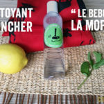 """Nettoyant plancher """"Le bebop de la moppe"""""""