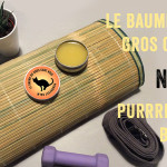 Purrrfect balm: For when you need a little post-workout pampering!