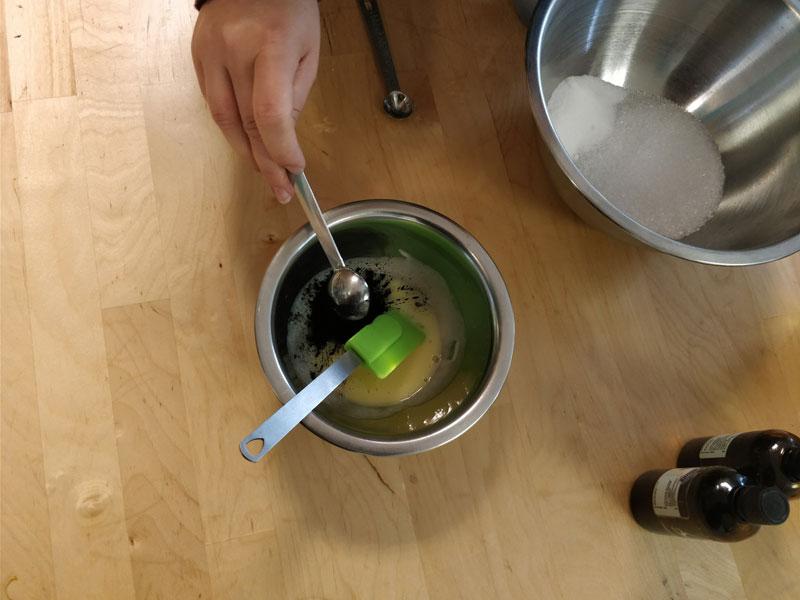 recette gommage maison coop coco