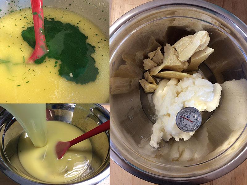 recette savon exfoliant coopcoco