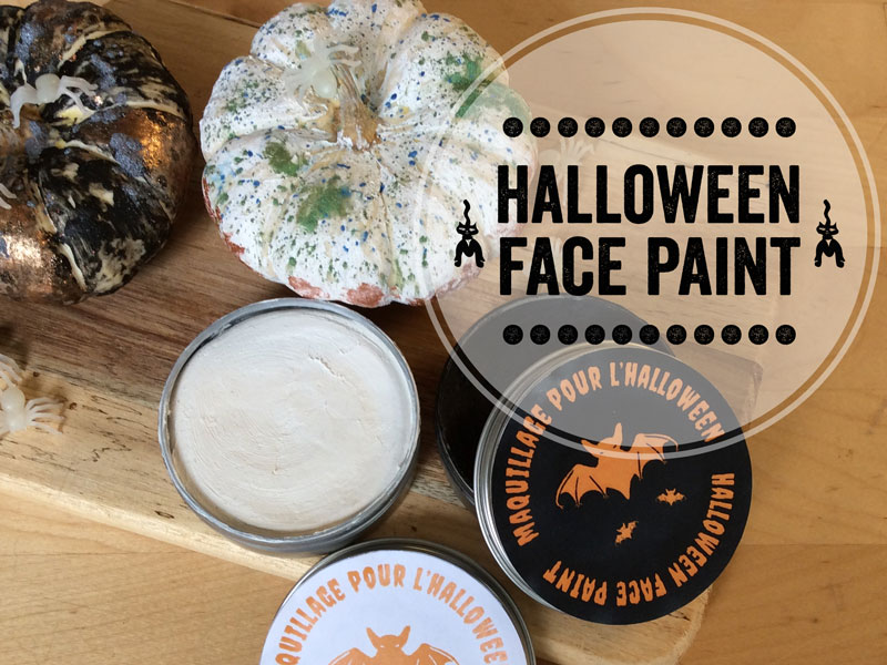 how to make handmade face paint coop coco