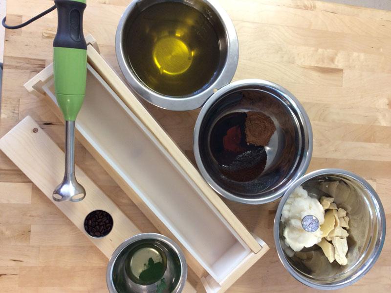 recette savon café maison coop coco