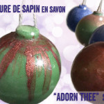 """Adorn thee"" soap: the most original gift of the season!"