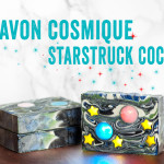 Set out to conquer space with Starstruck Coco soap!