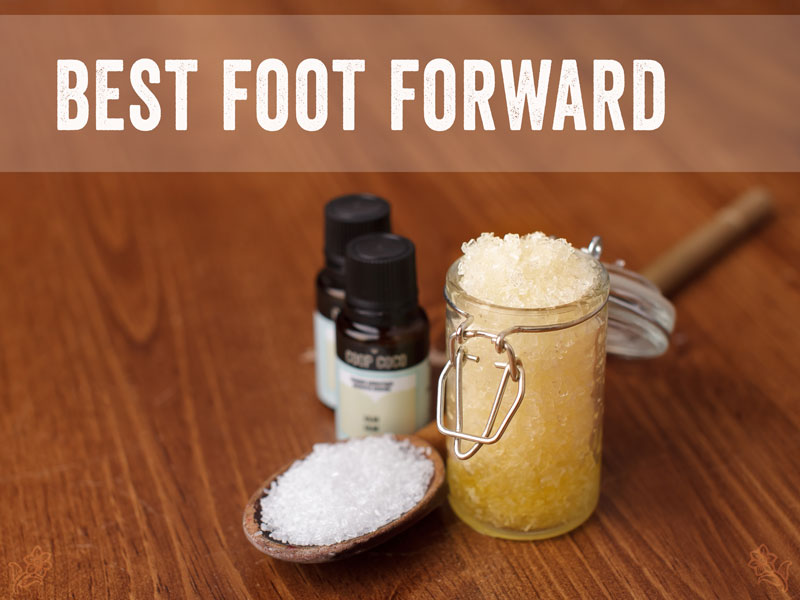 How To Make Foot Scrub At Home Coop Coco