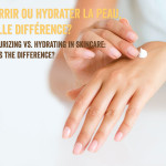 Moisturizing vs. hydrating in skincare: what's the difference?