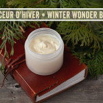 Winter Wonder Balm, your skin's best cold-weather friend!