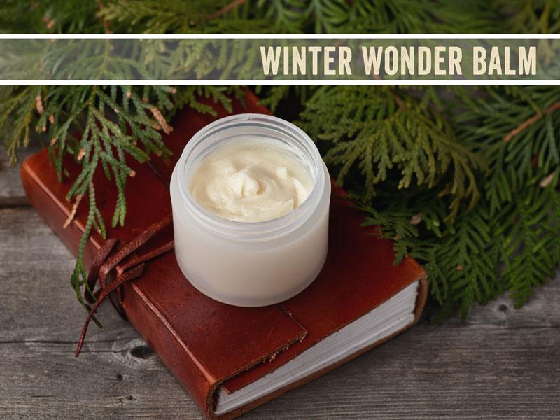 recipe balm for winter