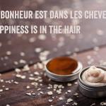 Le Bonheur est dans les Cheveux avec ce soin avoine/miel!