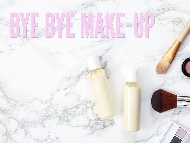 making your own makeup remover