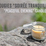 "Enjoy a ""Peaceful Evening"" with these homemade candles"
