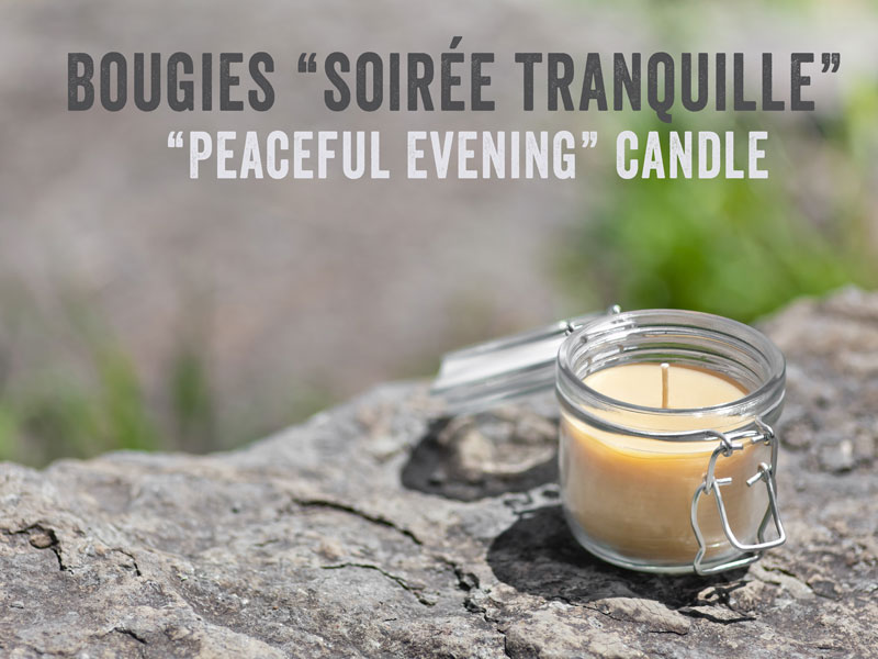 recette bougies contre les moustiques