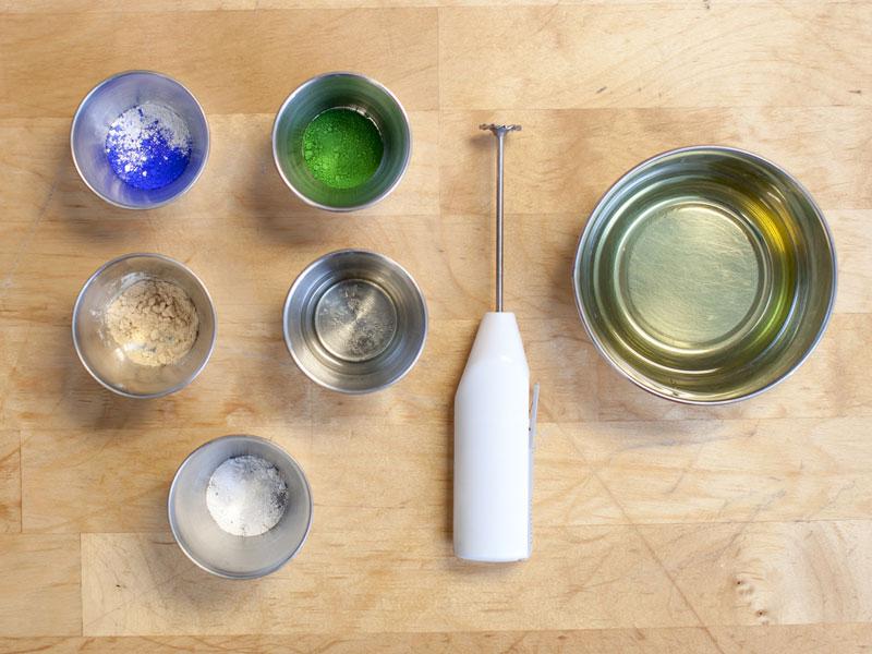 recette de savon maison