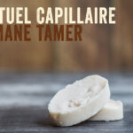 This homemade conditioner bar is a real Mane Tamer