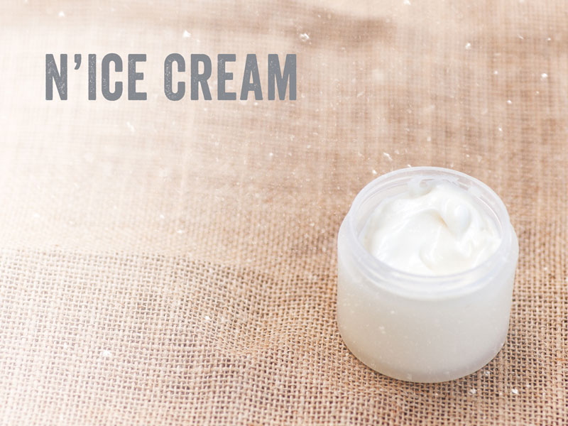 homemade day cream