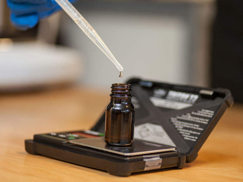 homemade nail care