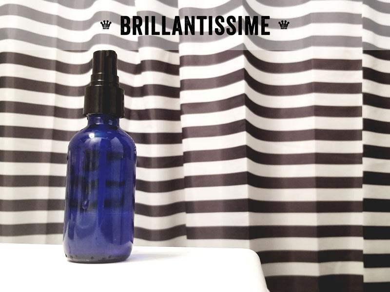 bain d'huile pour cheveux