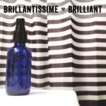 A DIY hair treatment that will make your mane Brilliant