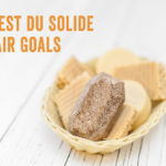 Meet your Hair Goals with this solid shampoo recipe!