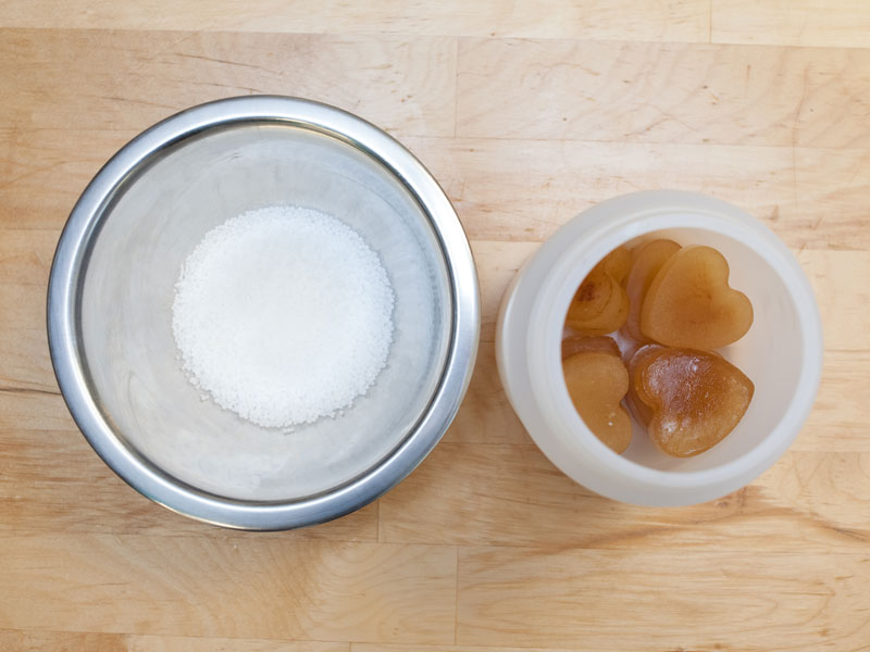 recette de savon de rasage