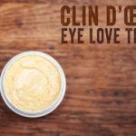 Eye Love This DIY eye cream!