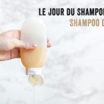Aujourd'hui, c'est le Jour du Shampoing maison!