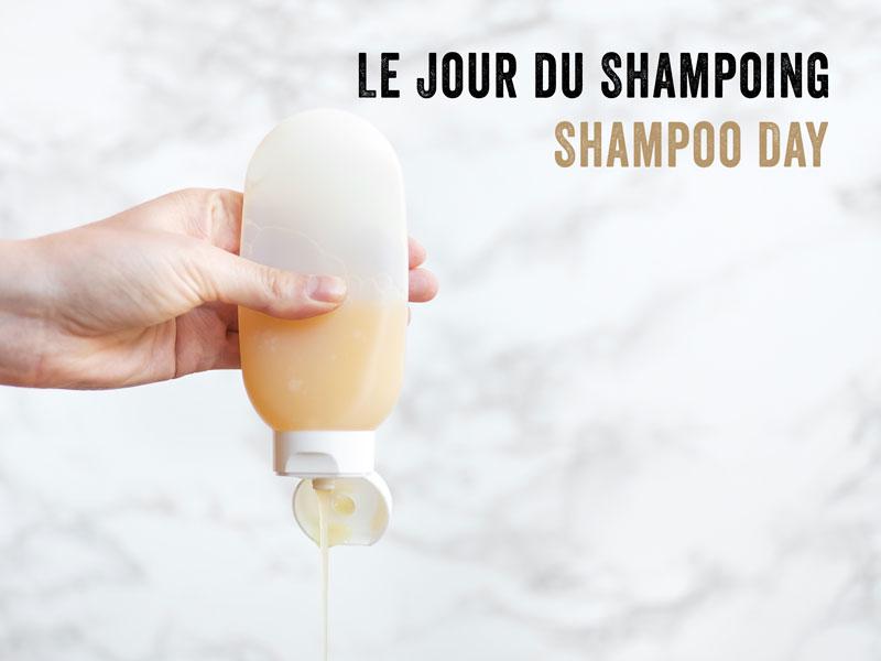 comment faire son shampoing