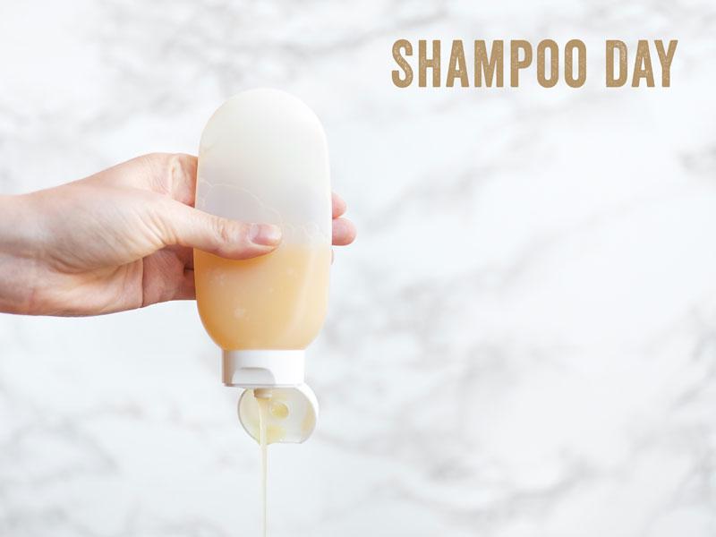 liquid shampoo