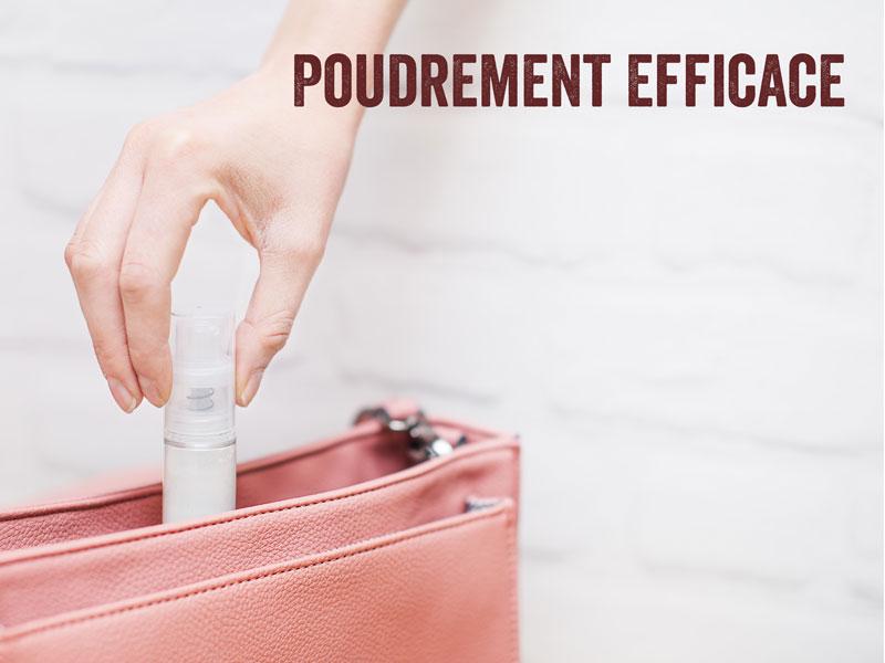 comment faire son déodorant en poudre