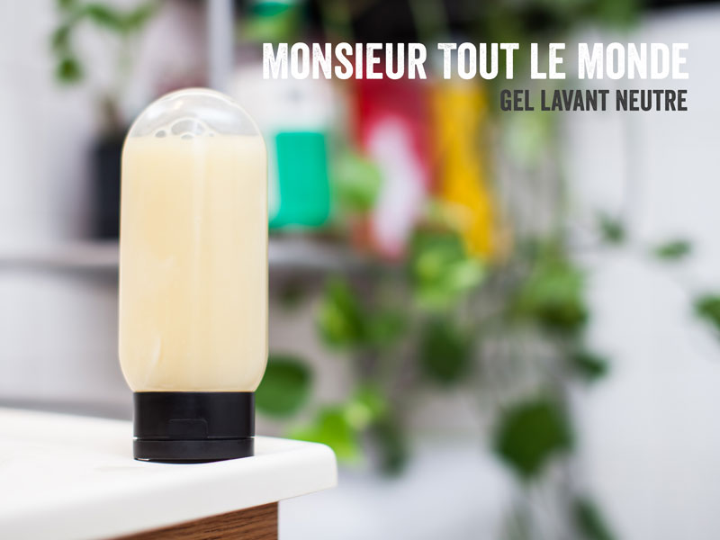 comment faire un gel lavant neutre