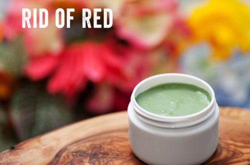 anti-redness skincare