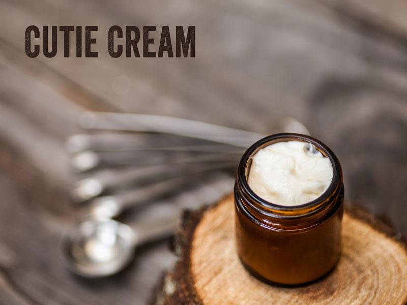 how to make a face cream