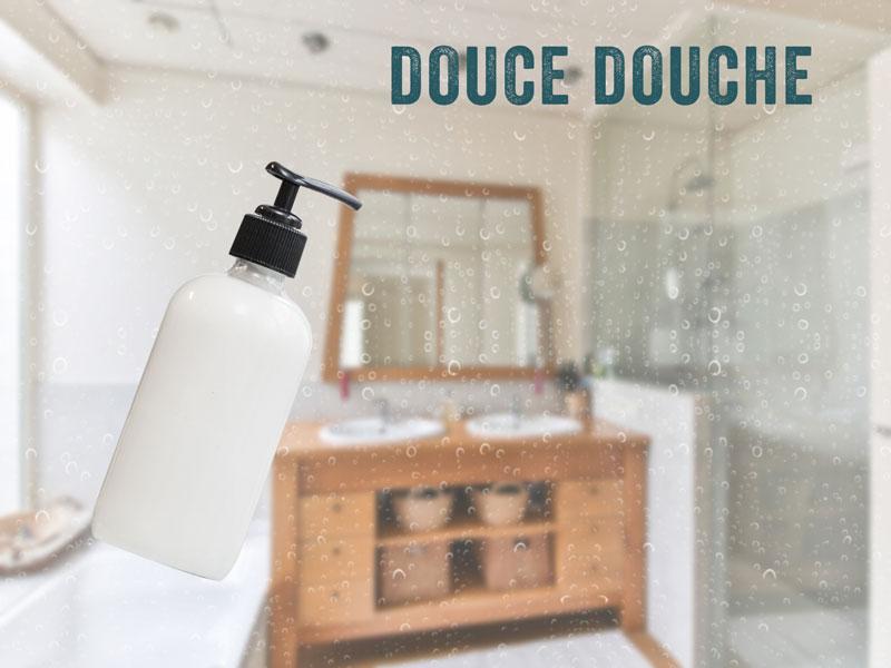 faire une crème de douche