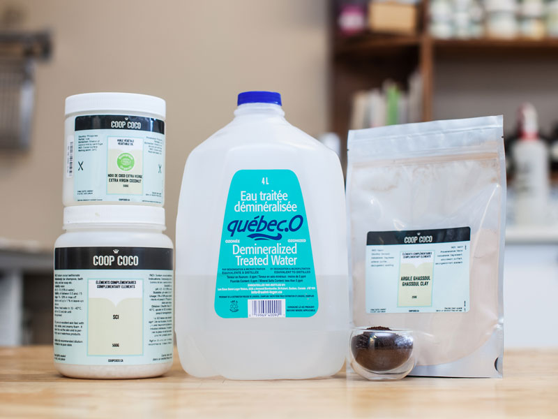 how to make body scrub