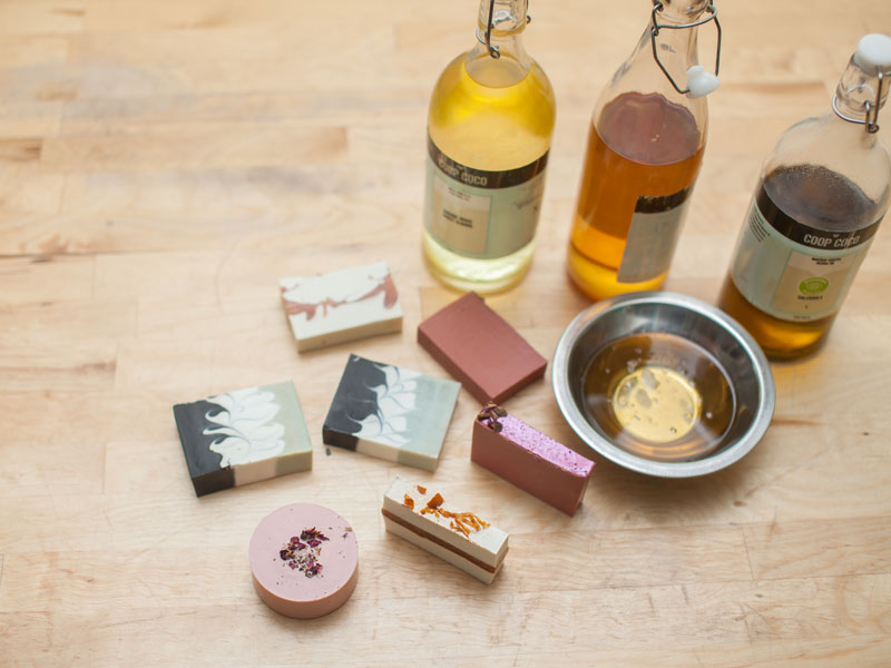 How to make soap?