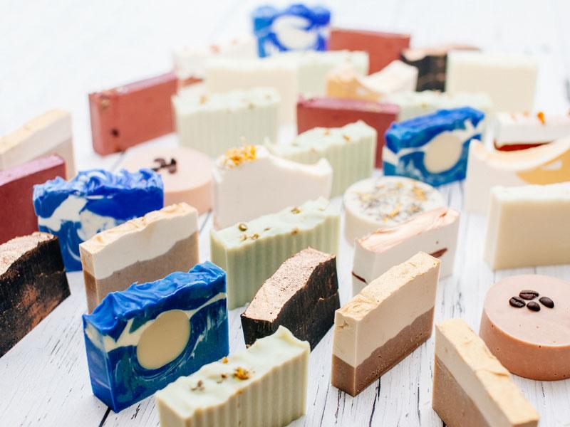 Master trace soapmaking