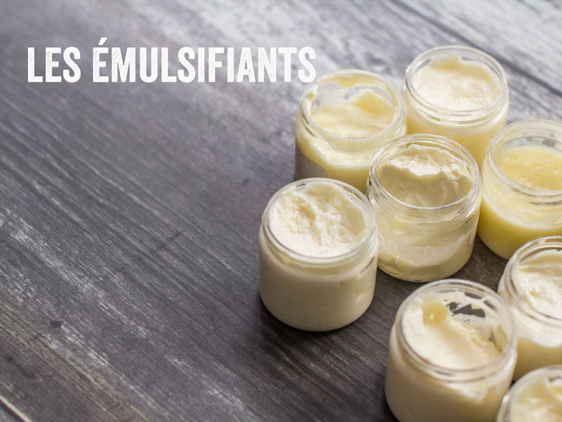 How to use emulsifiers