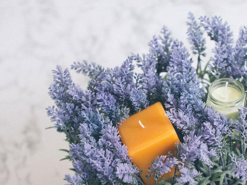 Comment faire des bougies naturelles à la maison?
